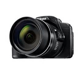 nikon coolpix b700 | digital bridge camera | red & black