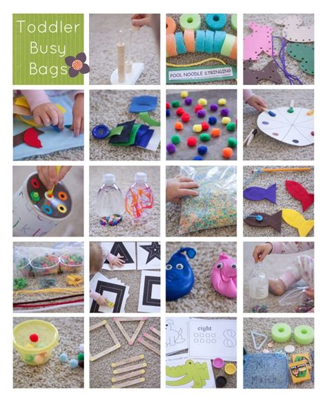 Busy Busy Doing Lots Of Writing Lots Of Shoppin by Lots Of Busy Bag Ideas Fast Activities