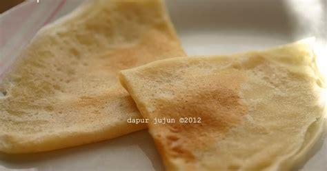 Wajan Crepes Listrik dapur jujun crepes dasar