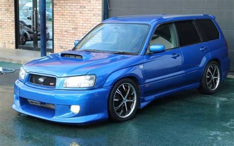 jdm subaru forester subaru forester sti for sale in jdm expo