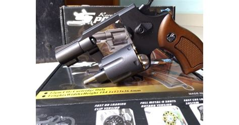 Bb Baja 6 Mm Isi 300 Butir revolver 2in 733