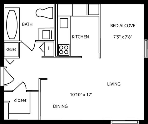 Tiny House For Backyard by Stein Studio Floor Plan Homecrest House