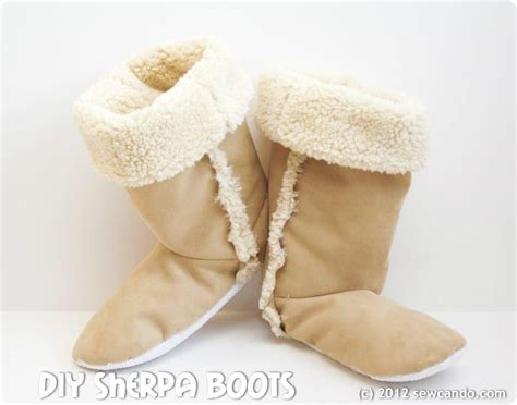 slipper pattern to sew sew can do diy winter wear snowpants and mittens and