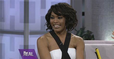 angela bassett shares memories of houston angela bassett plays a of she did that thereal