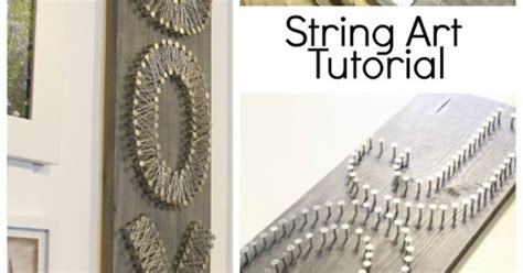 Nail And String Tutorial - string tutorial day 5 nail string