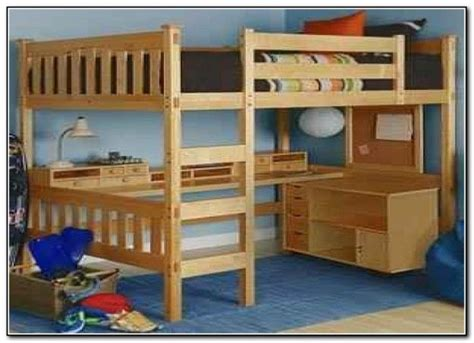 full size loft bed plans woodworking projects plans