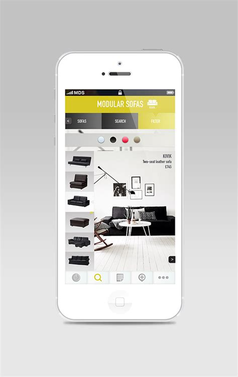 ikea redesign ikea app redesign on pantone canvas gallery