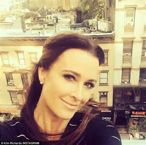 kyle richards needs to cut her hair kyle richards needs to cut her hair the fall of kim richards star of real housewives of
