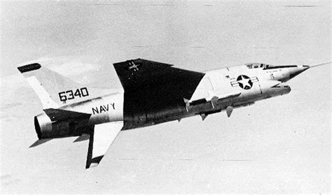 vought f 8 crusader development vought xf8u 3 crusader iii carrier based fighter aircraft prototype united states