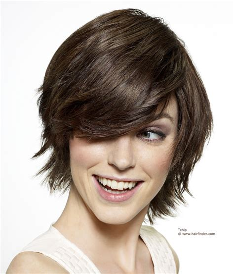 pictures of wearing the haircut short easy to wear and wash and go hairstyle