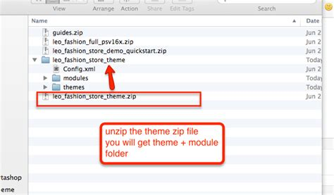 guide to getting it on unzipped install theme of prestashop 1 6 manual