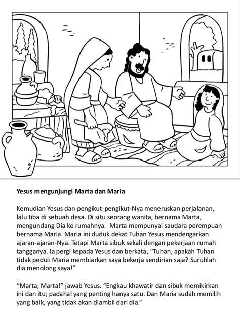 Buku Yesus Menolong Seorang Buta kehidupan yesus untuk anak anak buku mewarnai