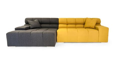 Modern Modular Sectional Sofa Kardiel Cubix Modern Modular Left Sectional Sofa Home Furniture Design