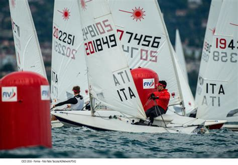 popolare cassinate formia vela olimpica fiv proseguono a formia le regate cico