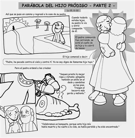 imagenes catolicas del hijo prodigo dibujos para colorear de el hijo prodigo imagenes