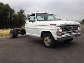 1972 ford f350 for sale 1972 ford f 350 dually driver or restoration no reserve