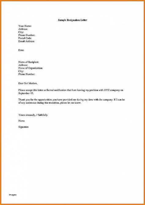 resignation letter luxury resign letter format word