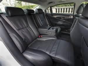 Lexus Ls 600h Interior Interior Lexus Ls 600h L 2012 17
