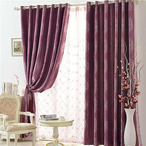 elegant drapes elegant curtains and drapes with generous floral patterns