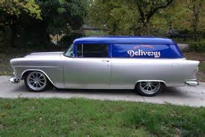 1955 chevrolet sedan delivery custom 170165