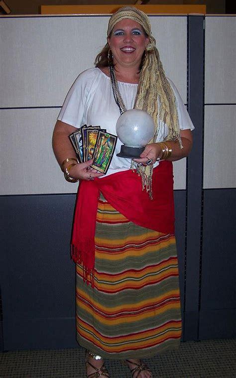 fortune teller costumes  men women kids