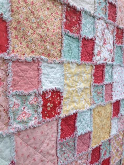 Free Rag Quilt Pattern by 8 Easy And Free Layer Cake Quilt Patterns