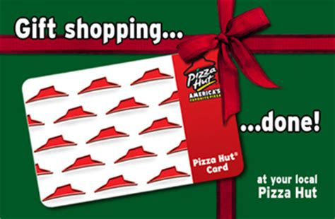 Pizza Hut Gift Card - the innercrust