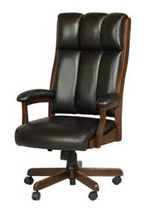Executive Chair Office Furniture Clark Executive Chair Frontier