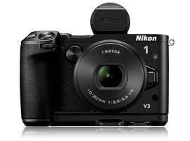 nikon 1 v3 sensor review: ahead by design? dxomark