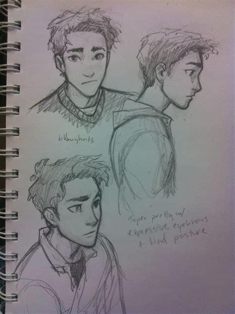 like drawing a boy at brigid s school according to brigid looks like