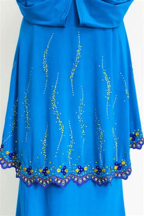 design baju custom ink 2014 design baju kurung blue with custom design buy 2014