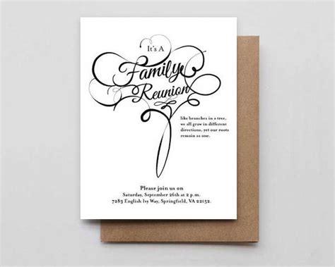 family reunion invitations www imgkid com the image