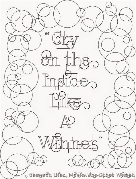coloring book with quotes cool quotes coloring pages coloringsuite