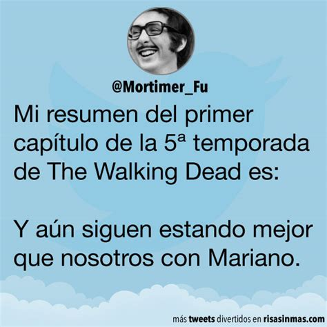 Resumen 5 Temporada The Walking Dead by Im 225 Genes Divertidas De Pel 237 Cano Manch 250