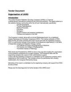 Cover Letter Expression Of Interest by Expressions Of Interest To Tender For Ukro 03 09 2010