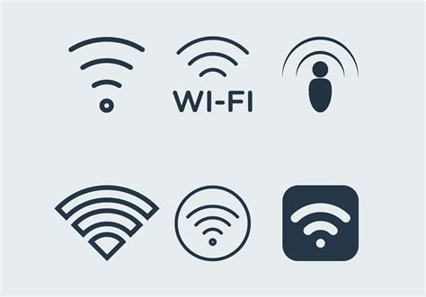 Wifi Wifi wifi icons free vector stock graphics images