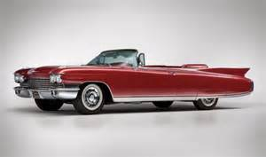 Oldest Cadillac The Top 10 Cadillac Models Of All Time