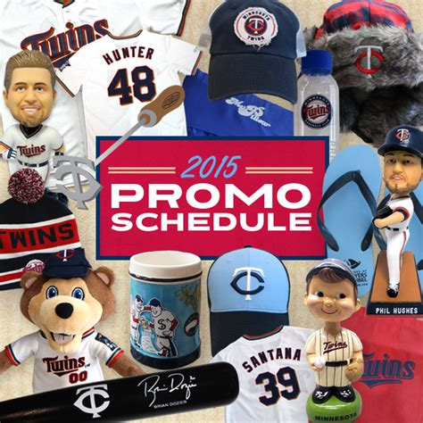 Twins Giveaways - twins promotions enhancing the fan experience
