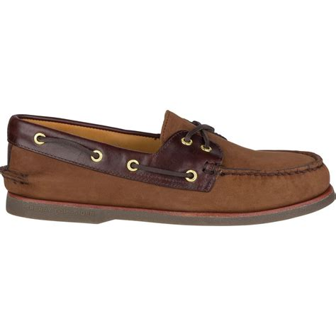 sperry top sider gold a o 2 eye shoe s backcountry