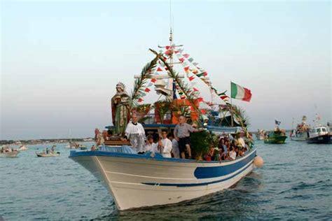 pesca porto cesareo porto cesareo in festa per due giorni per santa cesarea