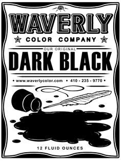 waverly tattoo ink toddfather on headers personal logo
