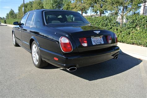 2005 Bentley Arnage T 2005 Bentley Arnage T 4 Door Sedan 162071