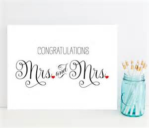 wedding congratulations cards mrs and mrs congratulations card wedding card for