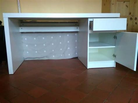 Office Desks For Sale Ikea Ikea Malm Office Desk White For Sale In Dun Laoghaire Dublin From Fluther