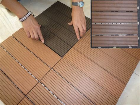 synthetic wood flooring fashionable composite wood decking home home ideas