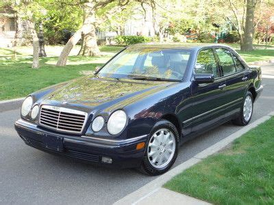purchase used 2001 mercedes benz e55 amg 52,000 miles in
