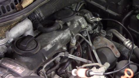 volkswagen beetle  turbo diesel p glow plug