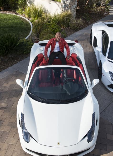mayweather house and cars floyd mayweather s all white car collection is insane