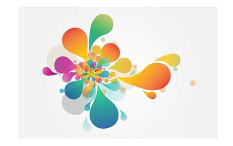 colorful floral design background illustrator vector flowers abstract background bing gallery