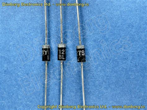 diode by 228 semiconductor by127 by 127 silicon diode 1250v 1a